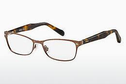 Fossil Herren Brille » FOS 6080«, braun, 36R - braun