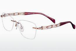 Lunettes design LineArt XL2108 RG - Or