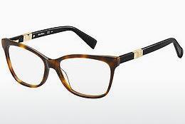 Max Mara Damen Brille » MM 1290«, rot, H8C - rot