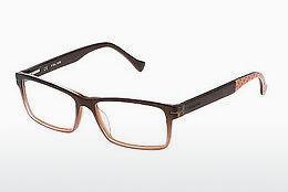 Police Brille » VPL252«, schwarz, 0700 - schwarz