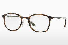 Occhiali design Ray-Ban RX7051 5200 - Marrone, Avana