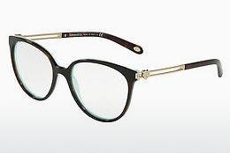 Occhiali design Tiffany TF2152 8217 - Marrone, Avana, Blu
