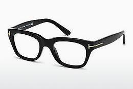 Occhiali design Tom Ford FT5178 001 - Nero, Shiny