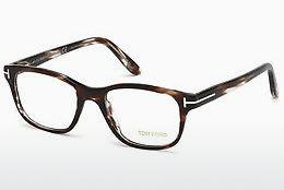 Occhiali design Tom Ford FT5196 050 - Marrone, Dark