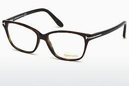 Occhiali design Tom Ford FT5293 052 - Marrone, Dark, Havana