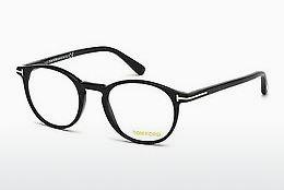 Occhiali design Tom Ford FT5294 52A - Marrone, Dark, Havana