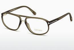 Occhiali design Tom Ford FT5296 046 - Marrone, Bright, Matt