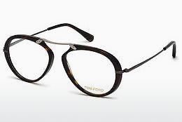 Occhiali design Tom Ford FT5346 052 - Marrone, Dark, Havana