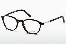 Occhiali design Tom Ford FT5397 052 - Marrone, Dark, Havana