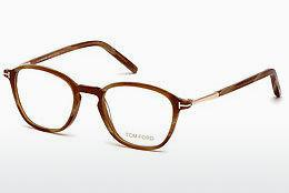 Occhiali design Tom Ford FT5397 062 - Marrone, Horn, Ivory