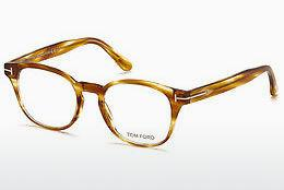 Occhiali design Tom Ford FT5400 053 - Avana, Yellow, Blond, Brown