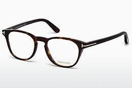 Occhiali design Tom Ford FT5410 052 - Marrone, Dark, Havana