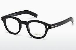 Occhiali design Tom Ford FT5429 001 - Nero, Shiny