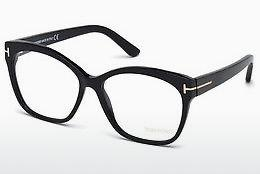 Occhiali design Tom Ford FT5435 001 - Nero, Shiny