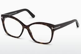 Occhiali design Tom Ford FT5435 052 - Marrone, Dark, Havana