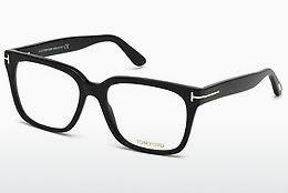 Occhiali design Tom Ford FT5477 001 - Nero, Shiny