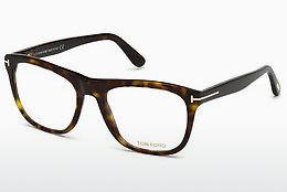 Occhiali design Tom Ford FT5480 052 - Marrone, Avana