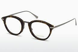 Designerbrillen Tom Ford FT5497 052 - Braun, Dark, Havana