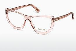 Occhiali design Tom Ford FT5519 072 - Oro, Rosa