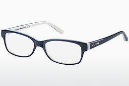 Occhiali design Tommy Hilfiger TH 1018 1IH - Blu