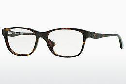Lunettes design Vogue VO2908 W656 - Brunes, Havanna