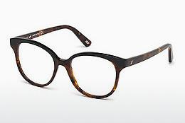 Occhiali design Web Eyewear WE5196 052 - Marrone, Avana