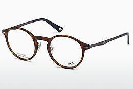 Occhiali design Web Eyewear WE5207 052 - Marrone, Avana