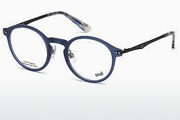 Occhiali design Web Eyewear WE5207 085 - Blu, Azure, Matt