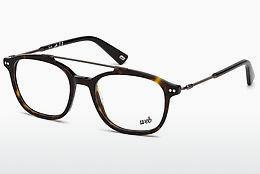 Occhiali design Web Eyewear WE5219 052 - Marrone, Avana