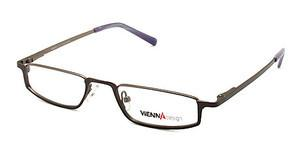 Vienna Design UN452 02 matt dark purple-gun