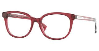 Burberry BE2291 3796 TRANSPARENT RED