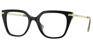 Burberry BE2310 3757 BLACK