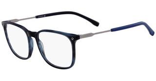 Lacoste L2805 424 STRIPED BLUE