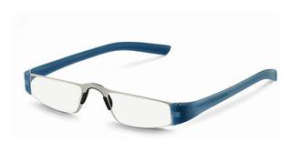 Porsche Design P8801 N D1.50 blue transparent