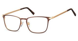 Sunoptic 972 F Coffee Brown /Gold
