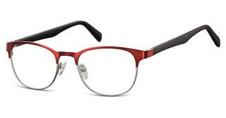 Sunoptic 989 D Matt Red/Matt Gunmetal