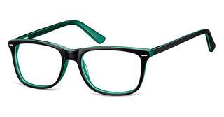 Sunoptic A71 F Black/Transparent Green