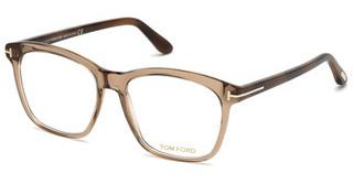 Tom Ford FT5481-B 045 braun hell glanz