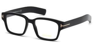 Tom Ford FT5527 001 schwarz glanz