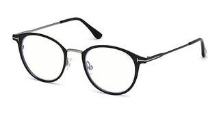Tom Ford FT5528-B 002 schwarz matt