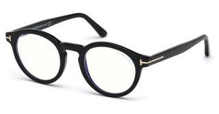 Tom Ford FT5529-B 001 schwarz glanz