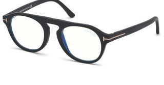 Tom Ford FT5533-B 02A schwarz matt