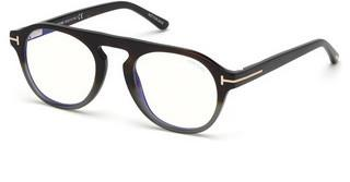 Tom Ford FT5533-B 55A havanna bunt