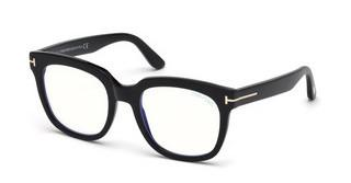 Tom Ford FT5537-B 001 schwarz glanz