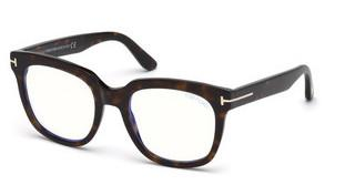 Tom Ford FT5537-B 052 havanna dunkel