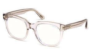 Tom Ford FT5537-B 072 rosa glanz
