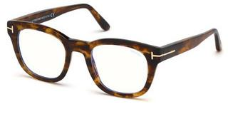 Tom Ford FT5542-B 054 havanna rot