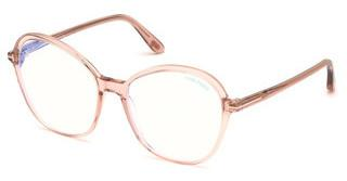 Tom Ford FT5577-B 072 rosa glanz
