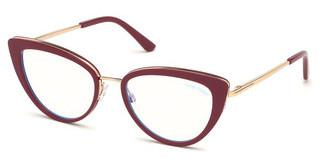 Tom Ford FT5580-B 081 violett glanz