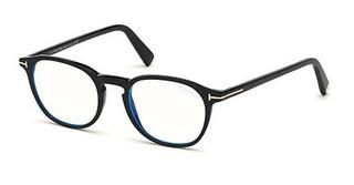 Tom Ford FT5583-B 090 blau glanz